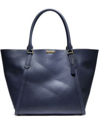 Coach Bleecker Leather Fulton Tote - Lyst