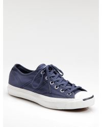 Converse Unisex Lux Jack Purcell Laceup Sneakers - Lyst