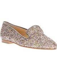 Just Ballerinas - Glitter Slipper - Lyst