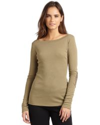 Maggie Ward - Mary Longsleeved Top - Lyst