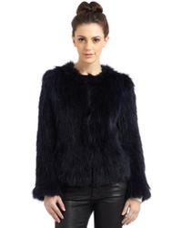 Sachin & Babi Isla Fur Jacket - Lyst