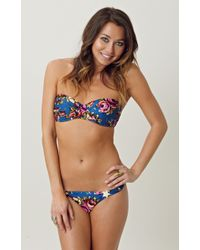 Zimmermann Ribbons Star Bikini multicolor - Lyst