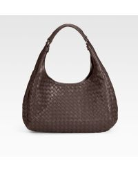 Bottega Veneta Medium Campana Hobo Bag - Lyst