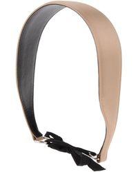 Jil Sander Navy - Hair Accessory - Lyst