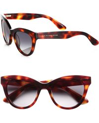 Marc By Marc Jacobs Cat'S-Eye Acetate Sunglasses - Lyst