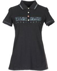 Napapijri Polo Shirts - Lyst