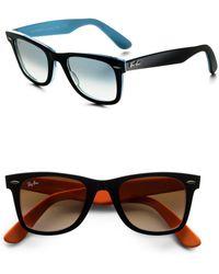 Ray-Ban Original Wayfarer Sunglasses - Lyst