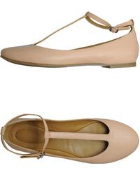See By Chloé Ballet Flats - Lyst