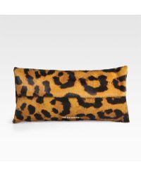 Jil Sander Leopard Hair Calf Clutch - Lyst