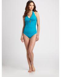1bd8ce52c0 Sarah Blakely Swimwear, Bikinis & Swimsuits - Lyst