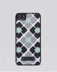 MILLY - Iphone 5 Case Tile Print - Lyst