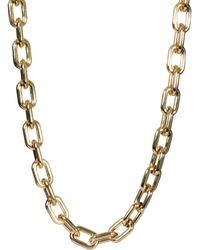 ASOS - Limited Edition Long Open Link Necklace - Lyst