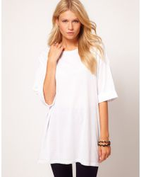 ASOS Collection Asos Oversized Tshirt - Lyst