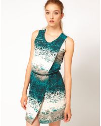 Improvd - Sandra Dress in Ombre - Lyst