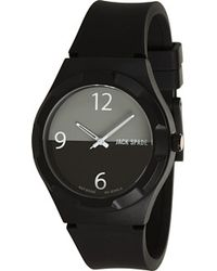 Jack Spade - Solid Black Rubber with Dipped Face - Lyst