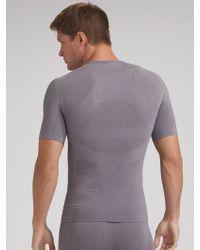 Equmen - Precision Vneck Undershirt - Lyst