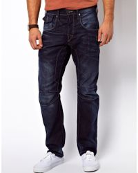 Simon Carter - Relaxed Jeans  - Lyst