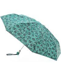 Marc By Marc Jacobs Neon Skulls Umbrella - Lyst