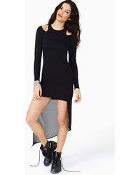 Nasty Gal Restless Dress - Lyst