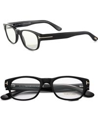 Tom Ford 5276 Optical Frames With Clip - Lyst