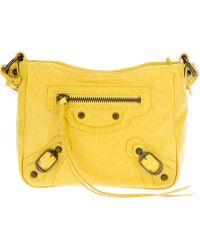 Balenciaga Classic Date Shoulder Bag - Lyst