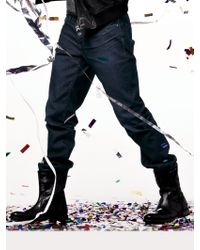 Diesel Safado Slim Straight-Leg Jeans blue - Lyst