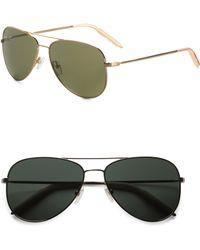 Mosley Tribes - Raynes Aviator Sunglasses - Lyst