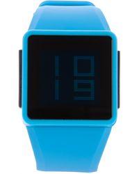 Nixon The Newton Digital Watch - Lyst