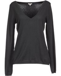 P.A.R.O.S.H. Long Sleeve Sweater - Lyst