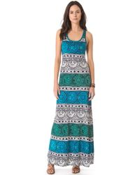 Tory Burch Jessica Maxi Dress - Lyst