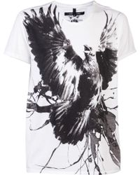 Sons Of Heroes White Bird Tshirt - Lyst