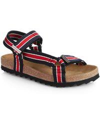 DSquared² Berk Nastro Nylon Sandals - Lyst
