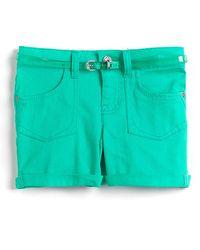 Jessica Simpson Superstar Shorts - Lyst