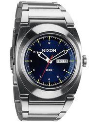 Nixon The Don Ii Watch in Blue Sunray - Lyst