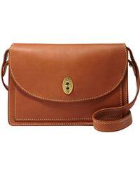 Fossil - Austin Convert Clutch Handbag - Lyst