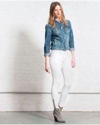 Rag & Bone Macarthur Jeans Bright White - Lyst
