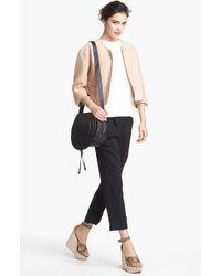 Chloé 'Marcie - Medium' Leather Crossbody Bag - Lyst