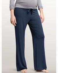 Gap Modal Drawstring Pants - Lyst
