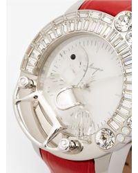 Galtiscopio - 'la Giostra I' Rocking Horse Crystal Watch - Lyst