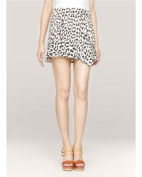 Thakoon Addition Printed Mini Skirt - Lyst