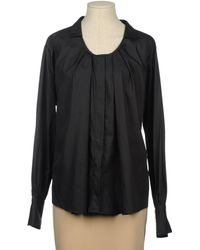Ring Long Sleeve Shirt - Lyst