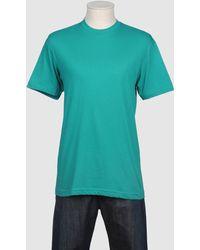 American Apparel | Short Sleeve T-shirt | Lyst