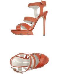 Camilla Skovgaard | Platform Sandals | Lyst