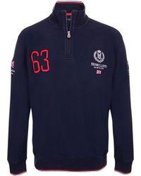Henri Lloyd - Great Britain Round The World Race Jersey Jumper - Lyst