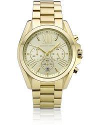 Michael Kors Bradshaw 43mm Chronograph Watch - Lyst