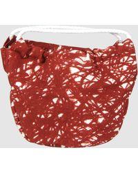MM6 by Maison Martin Margiela Small Fabric Bag - Lyst