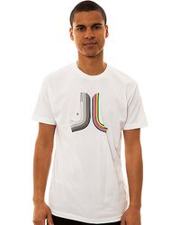 Wesc The Gated Icon Tee in White - Lyst