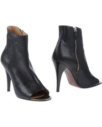 Barbara Bui Ankle Boots - Lyst