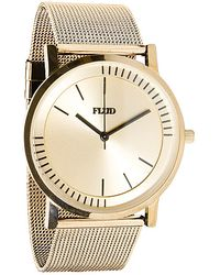 Flud Watches - The Stunt Watch in Gold - Lyst