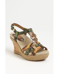 Earthies® Corsica Sandals - Lyst